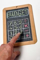 calcul de budget