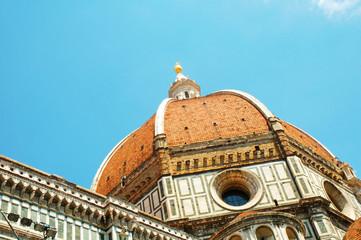 Cupola di Brunelleschi del Duomo di Firenze, Italia