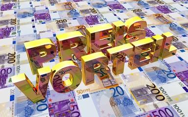 3D Geldboden - PREISVORTEIL