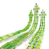 Go green arrows