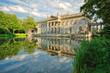 Palace in Lazienki Park, Warsaw