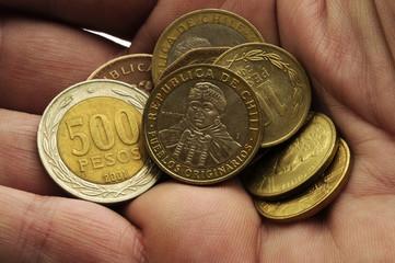 Pesos 比索 పెసోలుగా  페소