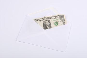 dollaro nella busta