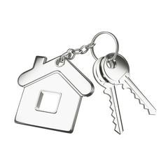 key with key chain