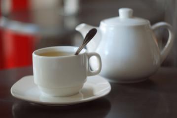 Утренный чай