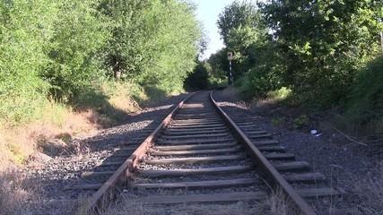 Zugstrecke