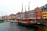 Old center of of Copenhagen.