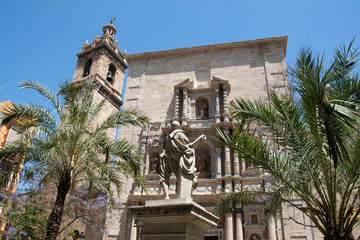Church of Carmen - Valencia