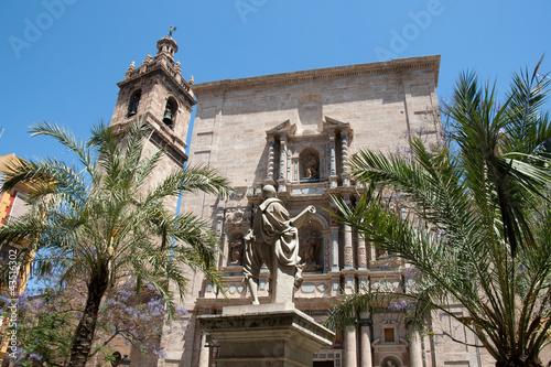 Church of Carmen - Valencia