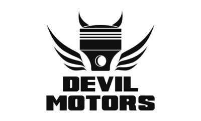 logo devil motors