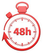 48H Chrono - Rouge