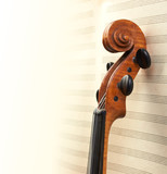 violin background