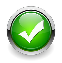 validation web green button
