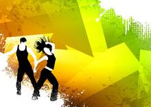 Zumba danse fitness