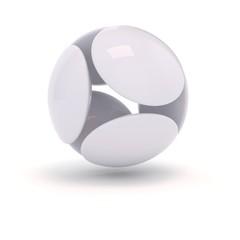 white design logo