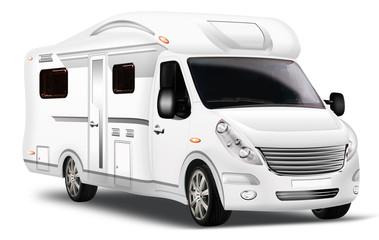 Wohnmobil -Luxus