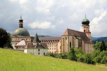 Abbaye de St Trudpert
