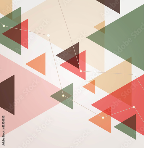 abstract vector background © aeroking