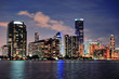 Miami urban architecture