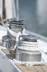 Barca a vela - equipaggiamento