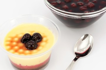 zuppa inglese, dolce
