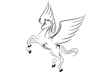 Pegaso Tattoo