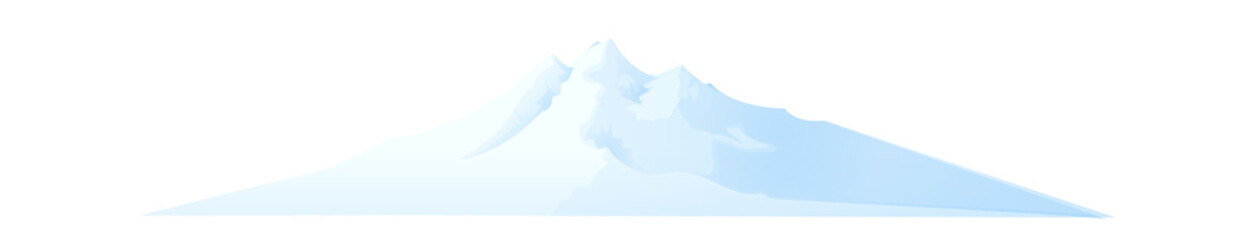 vector icon snow