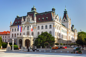 University of Ljubljana - Slovenia