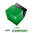 logo business 11 green