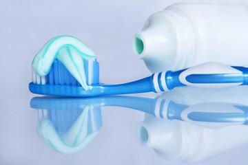 Zähneputzen ist gesund