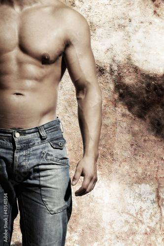 Fototapeten,männlich,sexy,nude,nackt