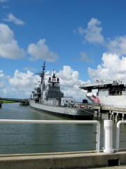 Patriots Point - Destroyer USS LAFFEY (DD-724)