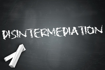 "Blackboard ""Disintermediation"""