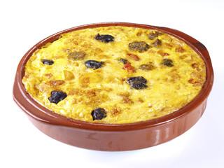 Crusted rice – Arroz con costra