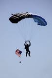 Fototapeta spadochron - zjeżdżalnia - Poza Pracą / Sporty
