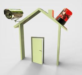 Surveillance Cameras System