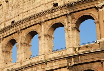 Colosseo, Roma X