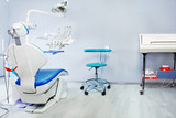 Dentist exam room