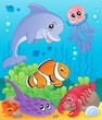 Image with undersea theme 5