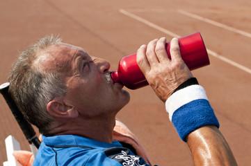 Freizeit Tennis