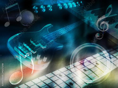 Hintergrund: Musik
