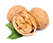 Dried walnuts