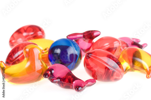 Bath beads for children