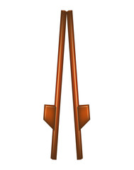 Wooden stilts