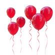 Rote Luftballons
