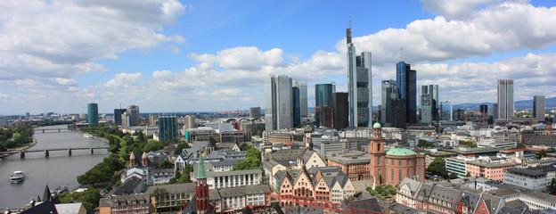 Frankfurt am Main (Blick vom Kaiserdom) - 2012