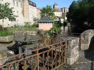 Eymoutiers dans le Limousin