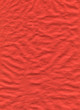 Crumpled red paper background