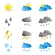 Wetter ~ Weather ~ Symbol ~ Icon - Megaset