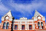 Historic drama theater in Samara poster
